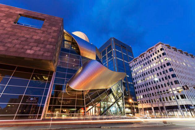 Art Gallery of Alberta in Edmonton.