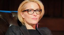 Gillian Anderson Blasts 'The X-Files' For Lack Of Women Behind The