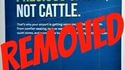 Toronto Airport Removes Ad Activists Call 'Insulting' to