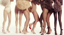 Now Women Of Every Shade Can Drop Hundreds On Nude Louboutin