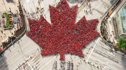 Winnipeg's 'Living Maple Leaf' Is An Exceptional Canada 150