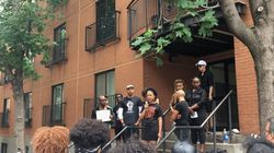 Hundreds Protest Police Killing Of Black Man Shot In