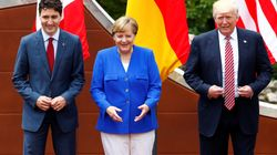 Trudeau In 'Unique Position' Between Merkel And Trump At Upcoming G20