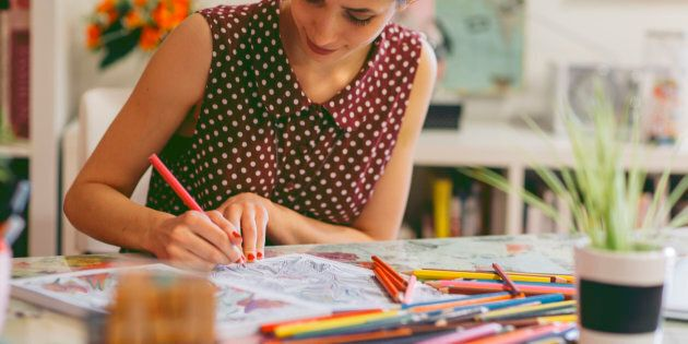 How Creativity Improves Mental Health And