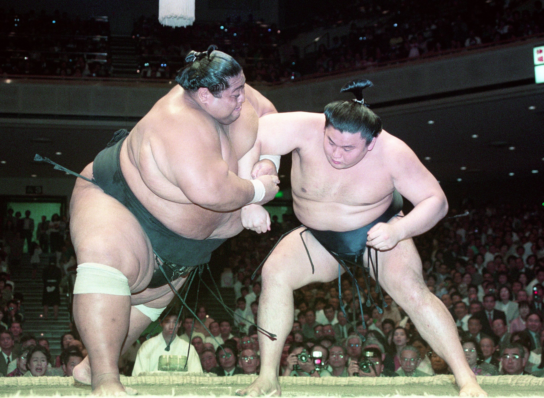 大相撲夏場所3日目/金星を狙う小錦