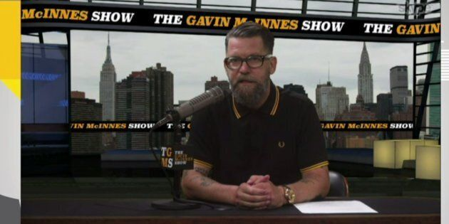 CBC guest Gavin McInnes defended an 18th-century bounty on Indigenous people