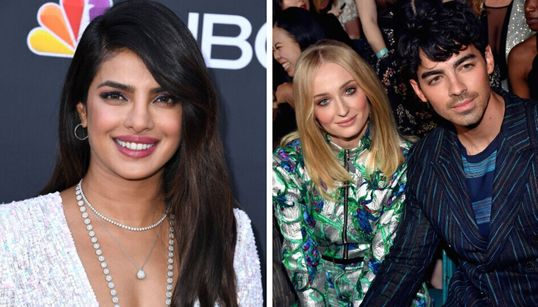 Priyanka Chopra Shares Crazy Details From Sophie Turner And Joe Jonas' Vegas