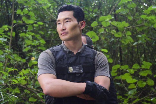 Daniel Dae Kim as Chin Ho Kelly. (Photo by Norman Shapiro/CBS via Getty Images)