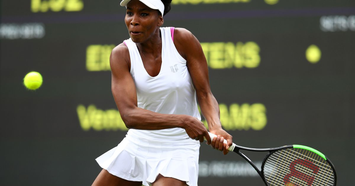 Wimbledon Williams Sisters Wow >> Venus Williams Had The Best Response When Reporters Asked Her About