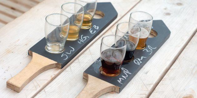 You Thirsty? Take The Ultimate Beverage Tour In York Durham