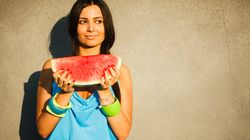 Turning Watermelons Into Dresses Is Our New Favourite Way To Eat