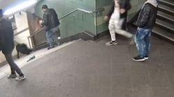 Jerk Who Kicked Woman Down Berlin Subway Stairs Gets Jail