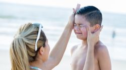 5 Ways To Get Sunscreen On A Kid That Hates The Sticky