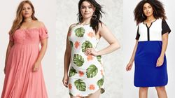 These Are The Must-Have Plus-Size Dresses For