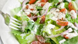 Why The Salad Is Queen Of The 'Unhealthy Healthy