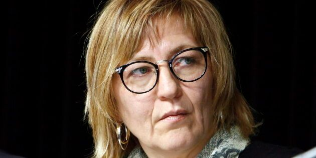 Marilyn Poitras, one of the commissioners of the National Inquiry into Missing and Murdered Indigenous...