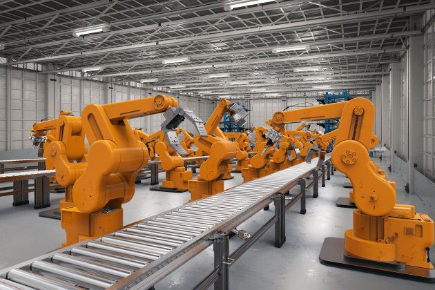 "Automation is killing middle-skilled jobs, creating a ""segmentation"" into low-skilled and high-skilled jobs, says Craig Alexander, chief economist at the Conference Board of Canada."