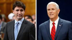 Trudeau To Meet With U.S. Vice-President
