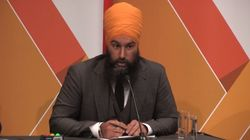 Jagmeet Singh Is Acting Like A Liberal, Rival