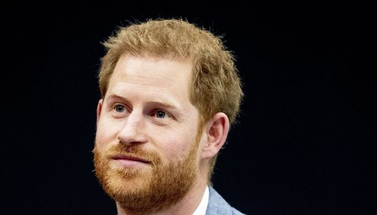Harry Talks About Missing Princess Diana At First Outing Since Royal Baby