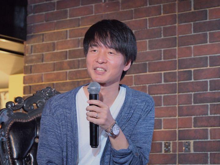 金沢大学の谷口洋幸准教授