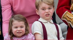 All The Adorable Facial Expressions Prince George Has Made Since He Was