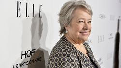 Kathy Bates Reveals She Was Told To Hide Her First Cancer