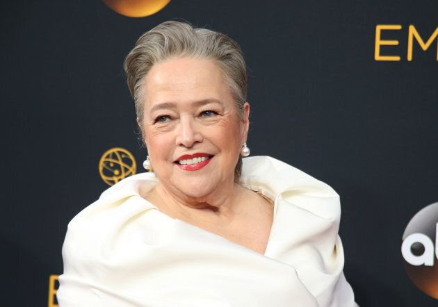 Actress Kathy Bates from the FX series
