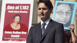 Trudeau Suggests He Won't Intervene In Troubled MMIW