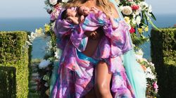Beyoncé Posts First Photo Of Twins, Sir Carter And
