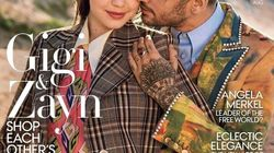 People Are Calling Out The Problem With Vogue's 'Gender-Fluid' Gigi And Zayn Cover