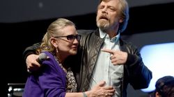 Mark Hamill And Carrie Fisher Honoured As 'Legends' By