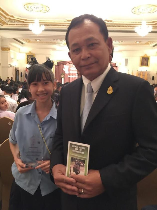 A Young Warrior's Voice To Save Asian
