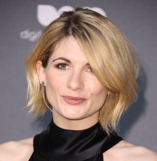 Jodie Whittaker attends at The British Independent Film Awards Old Billingsgate Market on Dec. 4, 2016...