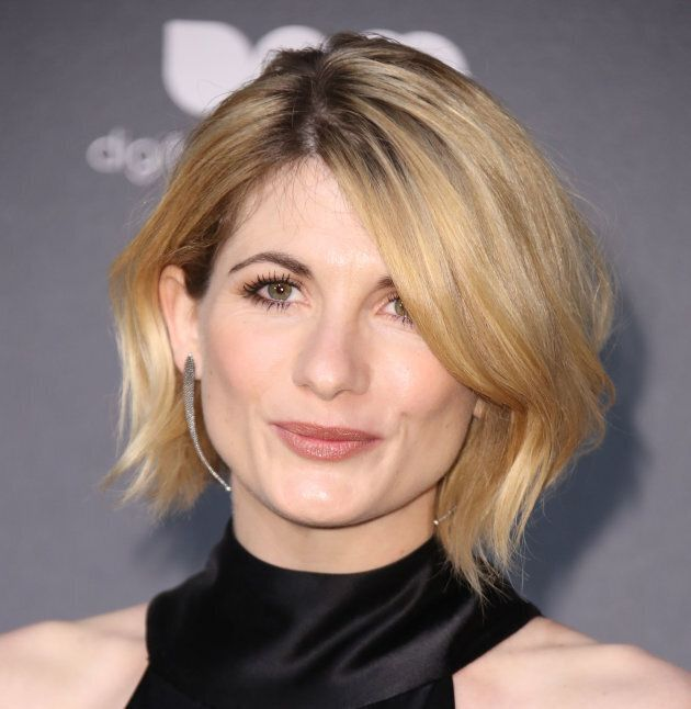 Jodie Whittaker attends at The British Independent Film Awards Old Billingsgate Market on Dec. 4, 2016 in London.
