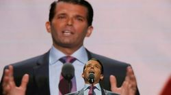 There's No Grand Strategy Behind Donald Trump Jr.'s