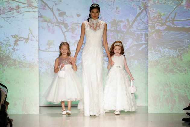 Brides Across The Continent Are Lending Their Dresses To Alfred Angelo
