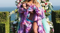Beyoncé's Mom Reveals The Inspiration Behind One Of The Twins'