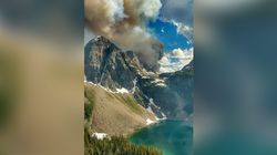 Banff National Park Closes Trails Over 'Elevated' Wildfire