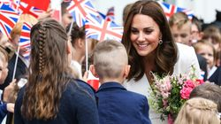 Kate Middleton Jokes About Having More