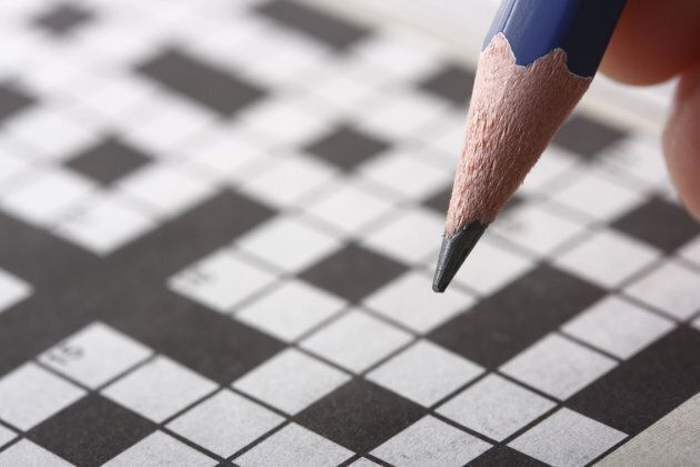 Researchers Tout Effects Of Doing Crosswords To Help Brain