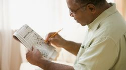 Doing Crosswords Could Make Your Brain 10 Years