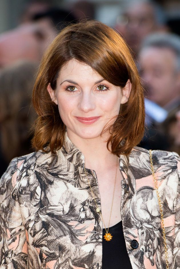 Jodie Whittaker attends the UK Premiere of 'The Two Faces Of January' at The Curzon Mayfair on May 13, 2014 in London, England.  (Photo by Samir Hussein/WireImage)