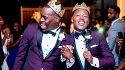 Texas Fraternity Brothers Tie The Knot After 10 Years