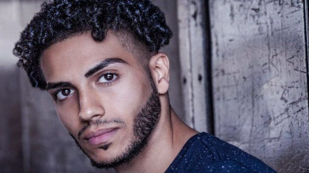Mena Massoud is Disney's new Aladdin.