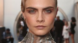 Cara Delevingne: You Don't Need Hair To 'Be