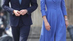 Kate's Stunning Coat For Berlin Is Entrenched In
