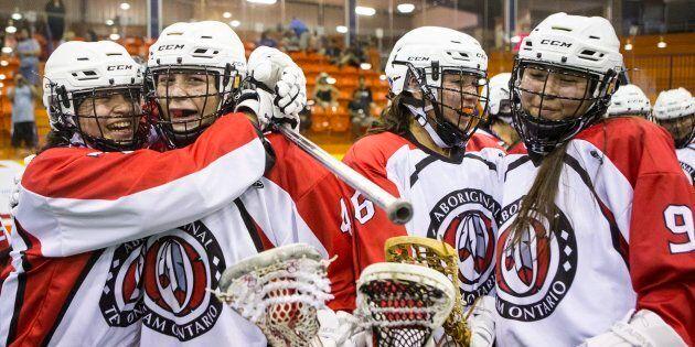 North American Indigenous Games Give Pikangikum First Nation