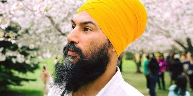 Jagmeet Singh Explains How His Federal Racial Profiling Ban Could Actually