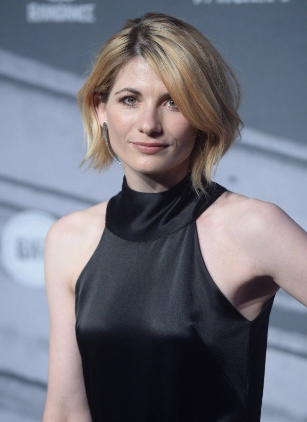 Jodie Whittaker is the new Doctor in